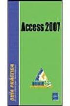 microsoft access 2007: coleccion ofimatica profesional-9782746039339