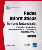 redes informáticas (5ª ed.) jose dordoigne 9782746097339