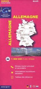 allemagne 2011 (le routier)-9782758526339
