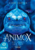 animox. die stadt der haie (ebook)-aimee carter-9783960520139