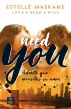 you 2. need you-estelle maskame-9786070735639