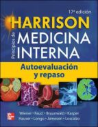 manual  medicina  harrison autoevaluacion y repaso 9786071503039