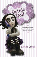 gothic doll-lorena amkie-9786074801439
