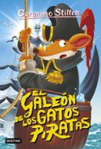 gs8 :el galeon de los gatos piratas-geronimo stilton-9788408158639