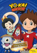 yo-kai watch: aparecen los yo-kai clasicos: narrativa 4-9788408182139