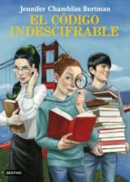el código indescifrable (ebook) jennifer chambliss bertman 9788408184539