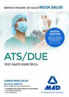 ATS/DUE DEL SERVICIO RIOJANO DE SALUD. TEST