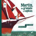 martín de grumete a capitán ariadna squilloni 9788415357339