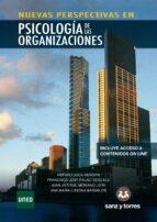 nuevas perspectivas en psicología de las organizaciones 9788415550839