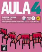 aula 4 libro del alumno+cd nueva edición 9788415620839