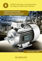 (i.b.d.)montaje y mantenimiento de máquinas electricas rotativas elee0109 montaje y mantenimiento de instalaciones                electricas de baja tension-9788415648239