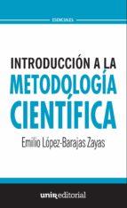 introducción a la metodología científica-emilio lopez-barajas zayas-9788416125739