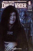 star wars darth vader 6-salvador larroca-kieron gillen-9788416308439