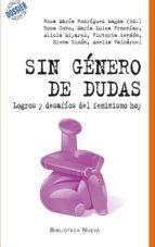 sin género de dudas rosa maria rodriguez magda 9788416345939