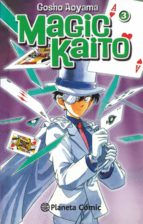 magic kaito nº 03-gosho aoyama-9788416543939