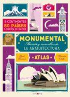 atlas monumental-sarah tevernier-alexandre verhill-9788416690039
