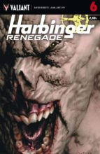 harbinger renegade 6 rafer roberts 9788417036539