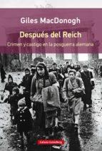 después del reich (ebook)-giles macdonogh-9788417088439