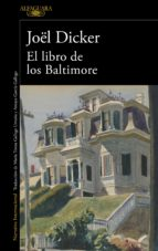 el libro de los baltimore (ebook)-joël dicker-9788420423739