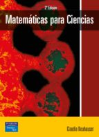 matematicas para ciencias claudia neuhaser 9788420542539