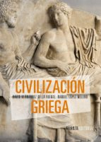 civilización griega-david hernandez de la fuente-9788420693439