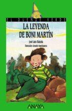 la leyenda de boni martin jose luis olaizola sarria 9788420729039