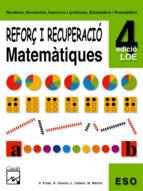 reforç de matemàtiques 4 9788421833339