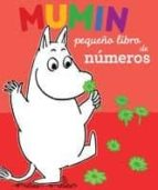 mumin: pequeño libro de numeros tove jansson 9788424632939