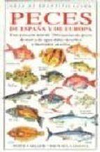 peces de españa y de europa: guia de identificacion-peter j. miller-michael j. loates-9788428211239