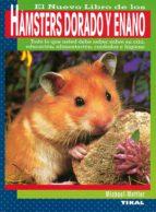 el nuevo libro de los hamsters dorado y enano-michael mettler-9788430587339