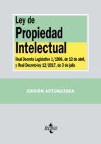 ley de propiedad intelectual (2ª ed.): real decreto legislativo 1/1996, de 12 abril, y ley 21/2014, de 4 de noviembre 9788430973439
