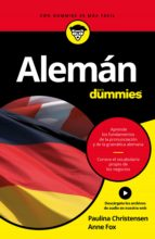 alemán para dummies (ebook)-paulina christensen-anne fox-9788432921339
