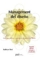 management del diseño-kathryn best-9788434210639