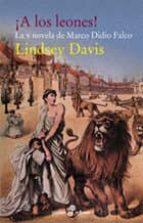 a los leones-lindsey davis-9788435018739