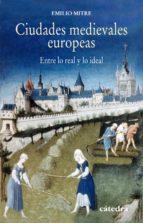 ciudades medievales europeas-emilio mitre fernandez-9788437631639