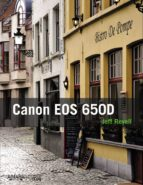 canon eos 650d-jeff revell-9788441534339
