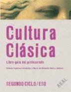 eso 2ºc cultura clasica profesor-9788446022039