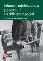 infancia, adolescencia y juventud en dificultad social 9788448182939