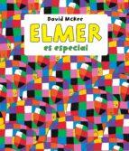 elmer es especial (elmer. primeras lecturas)-david mckee-9788448844639