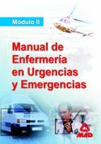 MANUAL DEL DIPLOMADO EN ENFERMERIA DE URGENCIAS Y EMERGENCIAS. MODULO II