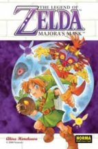 the legend of zelda 3: majora s mask akira himekawa 9788467900439