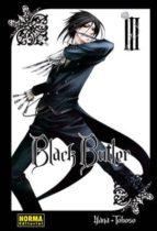 black butler (vol. 3)-yana toboso-9788467907339