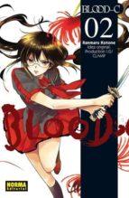 blood c 2-kotone ranmaru-9788467911039
