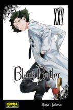 black butler 25 yana toboso 9788467930139