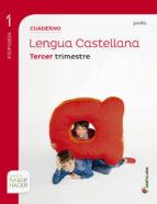cuaderno 3 lengua pauta s hacer 1  primaria edicion 2014 9788468015439