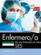 enfermero/a: servicio extremeño de salud: temario (vol. i) 9788468178639