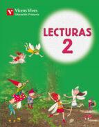 El libro de Lecturas 2. galicia 2º primaria autor VV.AA. PDF!