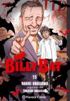 billy bat 15-naoki urasawa-9788468476339
