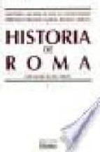 historia de roma-jose manuel roldan hervas-9788474818239