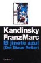 el jinete azul-franz marc-9788475095639